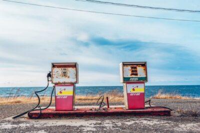 Desplome del precio del petróleo