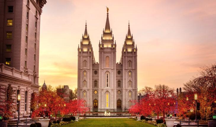 Las acciones de la iglesia mormona caen en 8.000 millones de dólares en el primer trimestre de 2020
